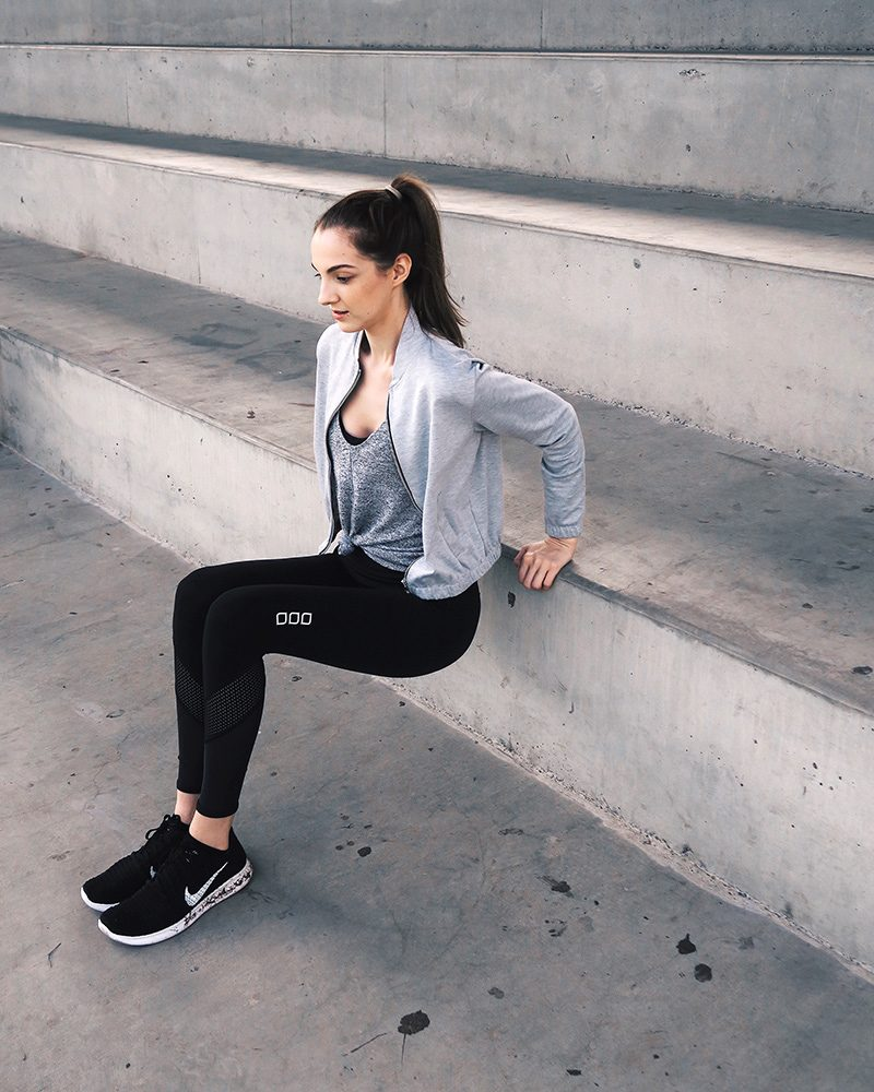 My Workout Routine + You Don't Have To Be Sporty To Be Healthy